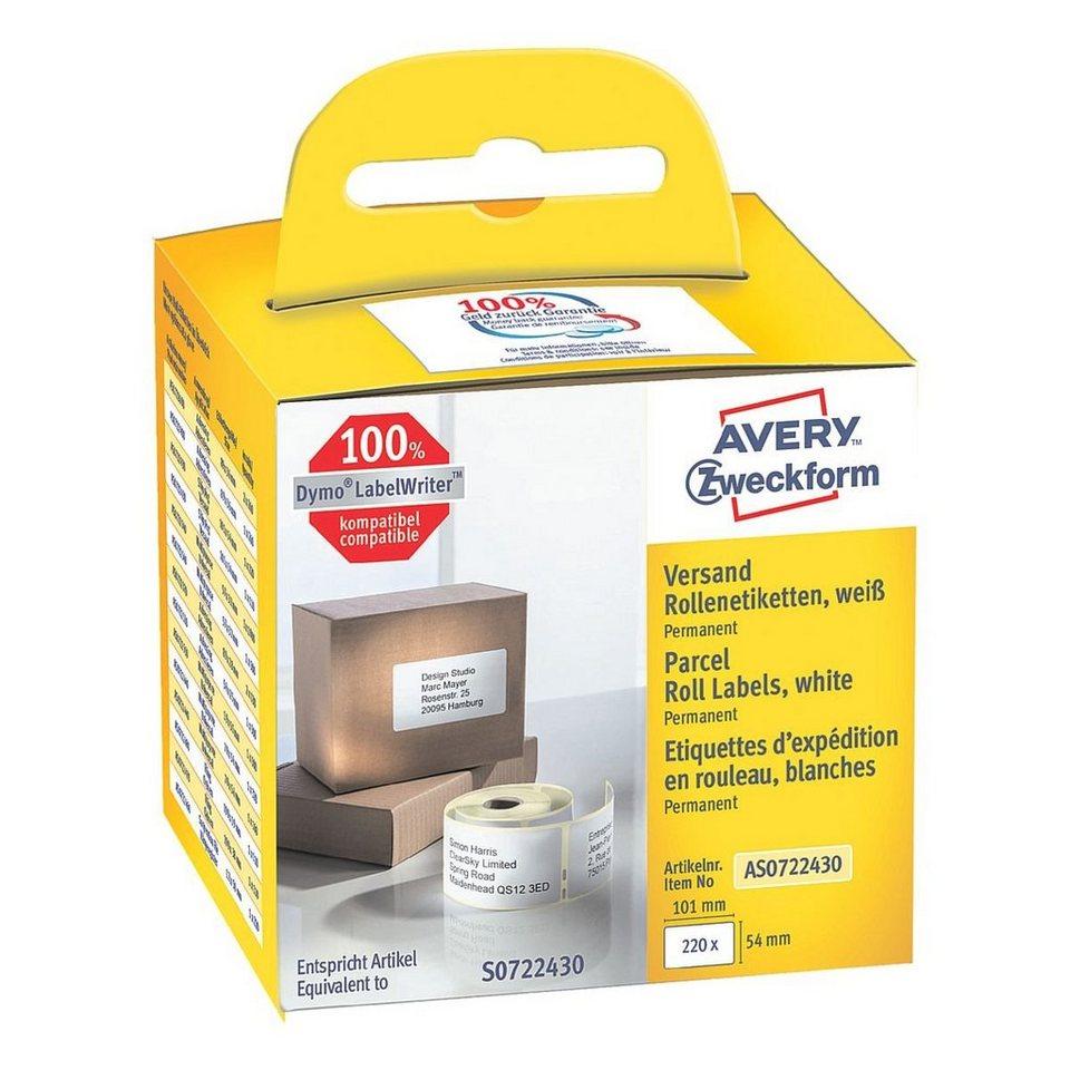 Avery Zweckform Rollenetiketten »AS0722430«