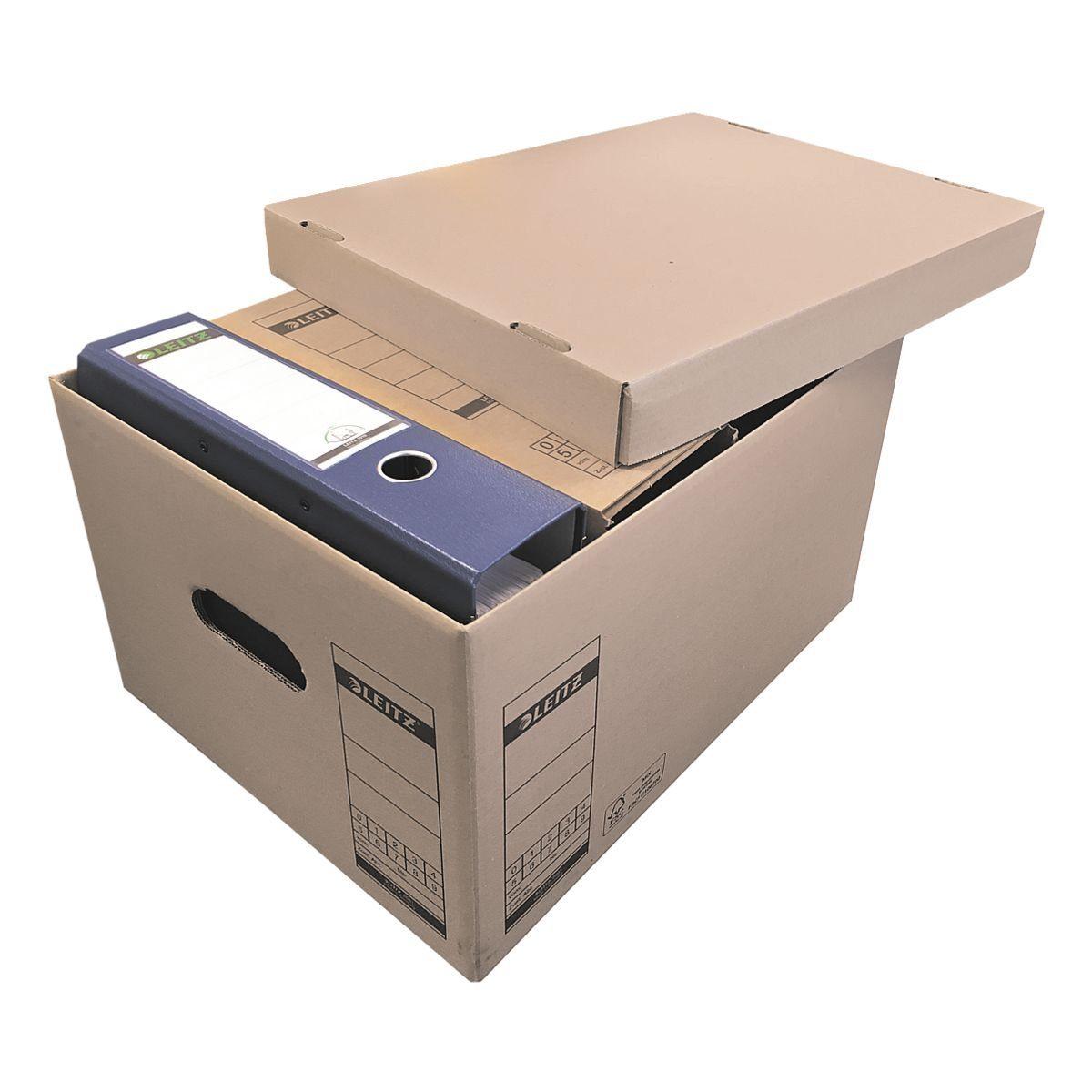 Leitz Archiv- und Transport-Schachtel »6081«