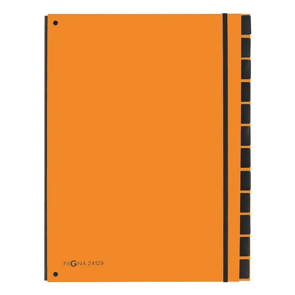 Pagna Pultordner »Trend« in orange