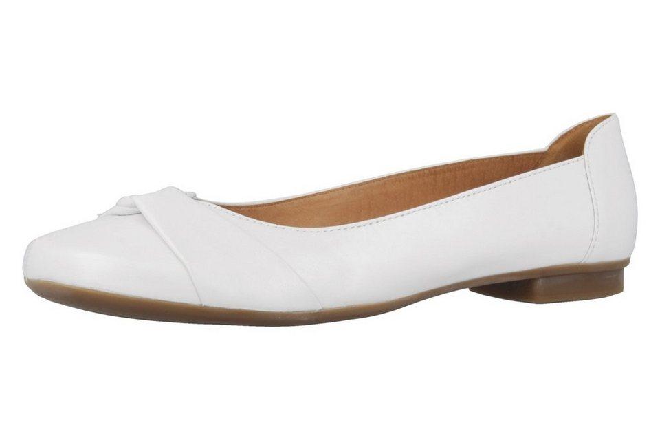 Gabor Ballerinas in Weiß