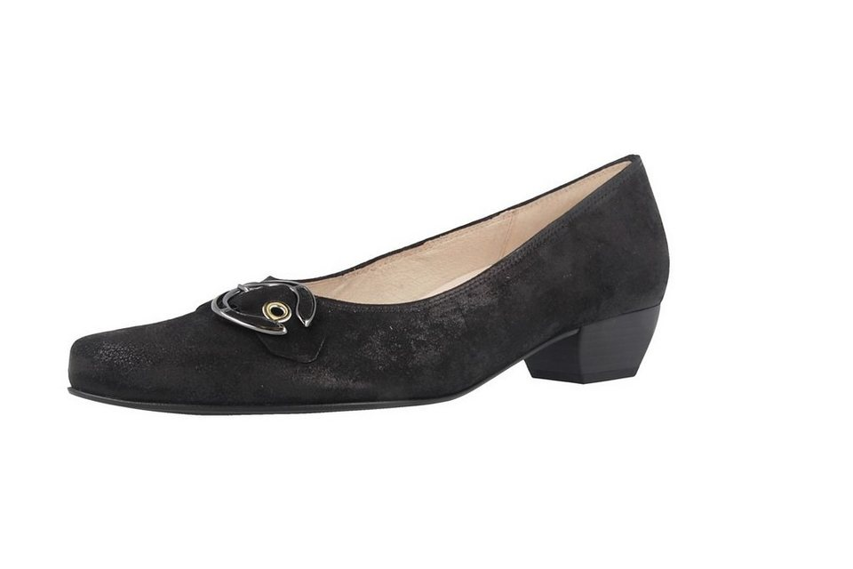 Gabor Pumps in Schwarz