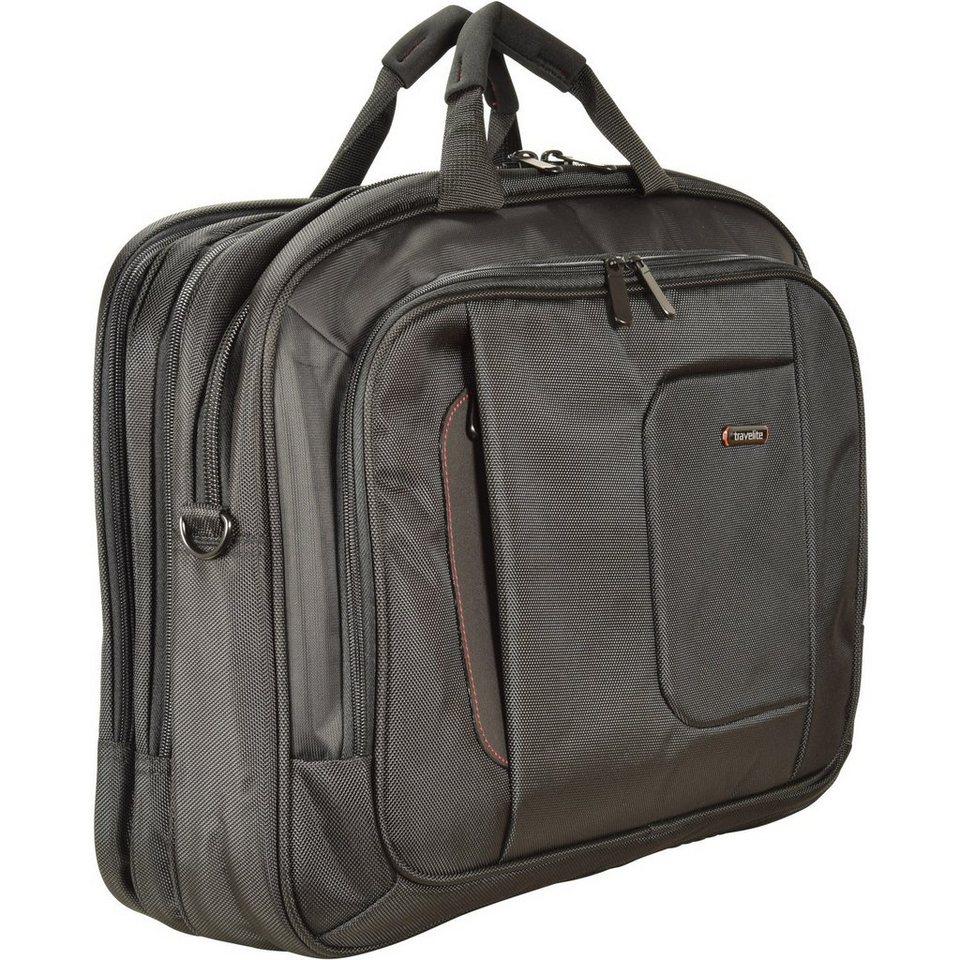 Travelite Travelite @work Business Laptoptasche 49 cm in schwarz