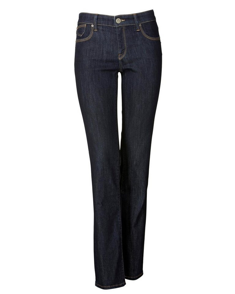Mavi Uptown Jeans Mona in Dark Blue