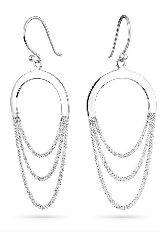 Elli Ohrringe »Ohrhänger Silber« in Silber