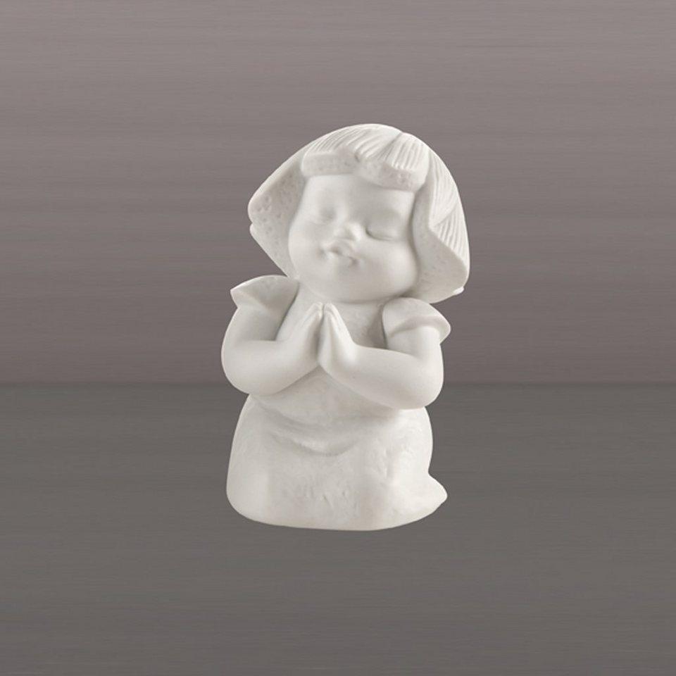 Kaiser Porzellan Abendgebet »Engel-Kinder« in Weiß
