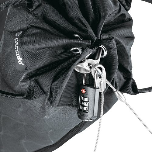 pacsafe Accessories »Travelsafe 12L GII« in charcoal