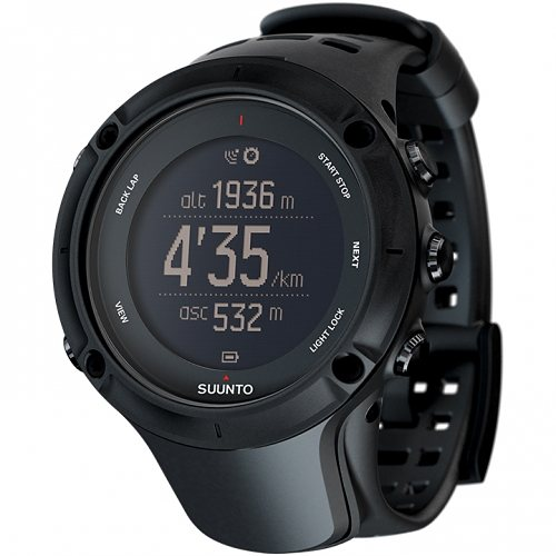 Suunto Outdoorelektronik »Ambit3 Peak (HR)« in black