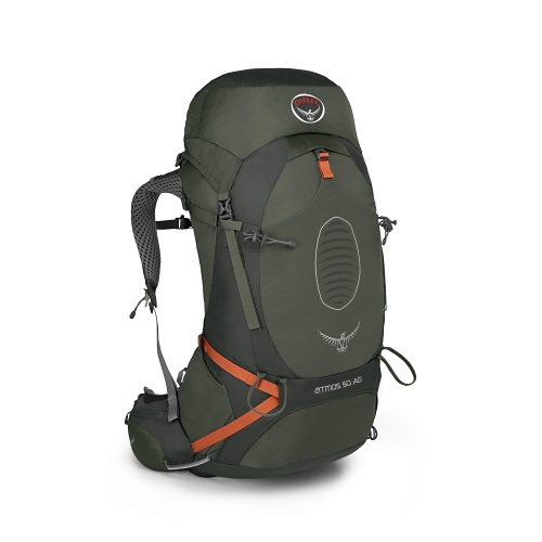 Osprey Rucksäcke »Atmos AG 50 MD« in Graphite Grey