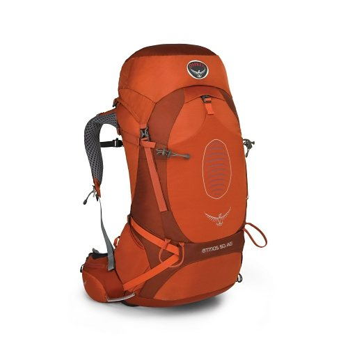 Osprey Rucksäcke »Atmos AG 50 MD« in cinnabar red