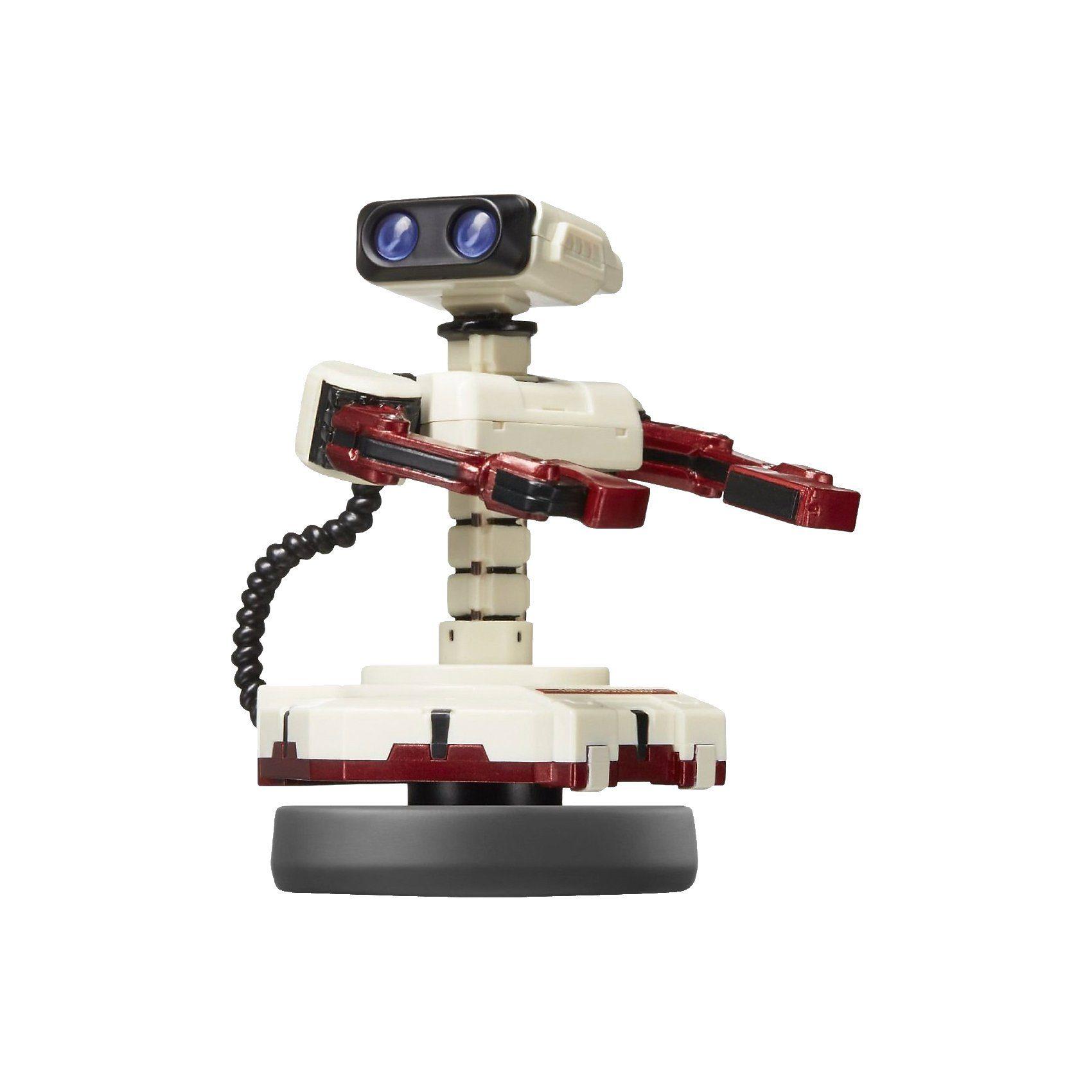 Nintendo amiibo Figur R.O.B. Famicon-Farben (Smash)