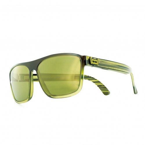 Gloryfy Brillen »G12 DeJaVu Junglefever L« in olive gradient