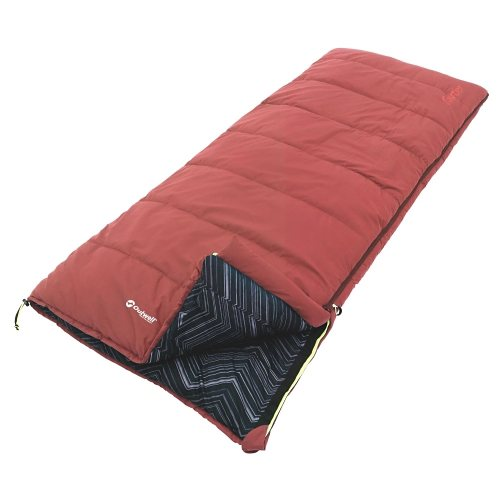 Outwell Schlafsäcke »Courtier Red« in links