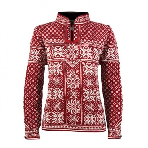 Dale of Norway Pullover »Peace« in Rot