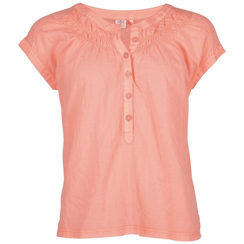 Chiemsee Bluse »LISSY« in fiery coral