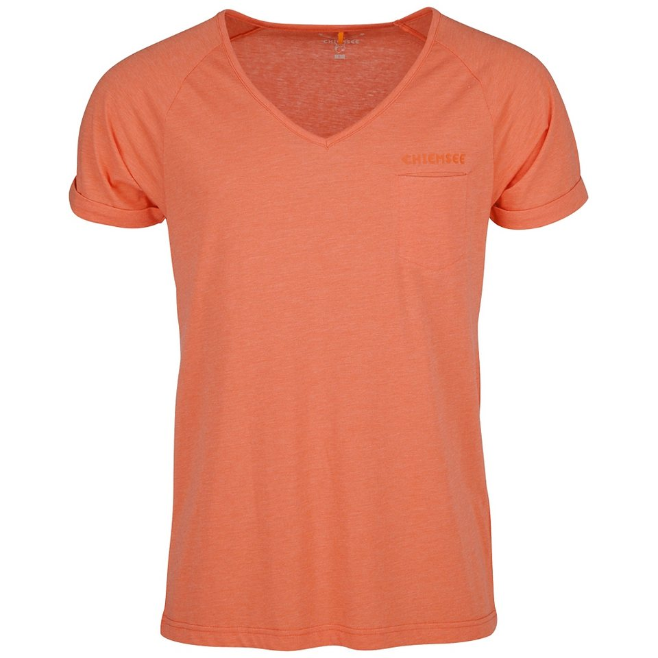 Chiemsee T-Shirt »LEWIS« in red clay