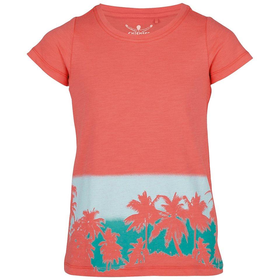 Chiemsee T-Shirts »LEONITA JUNIOR« in paradise pink