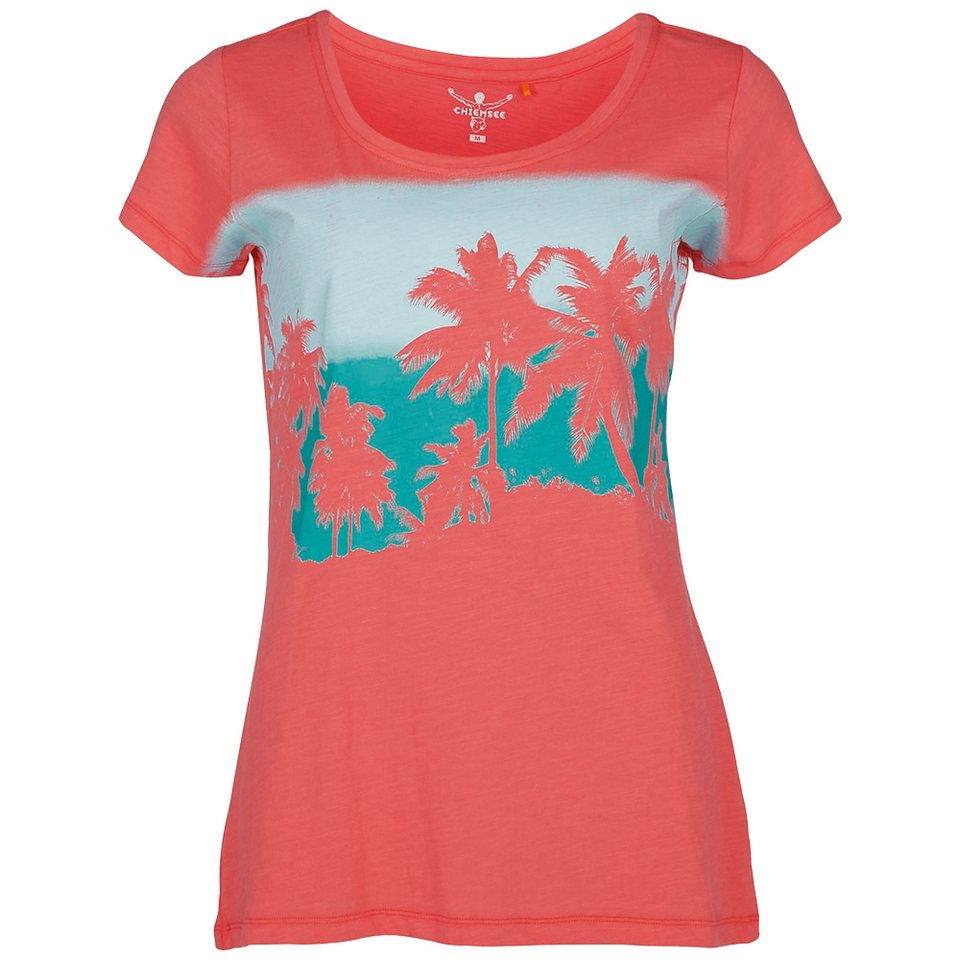 Chiemsee T-Shirt »LEONITA« in paradise pink