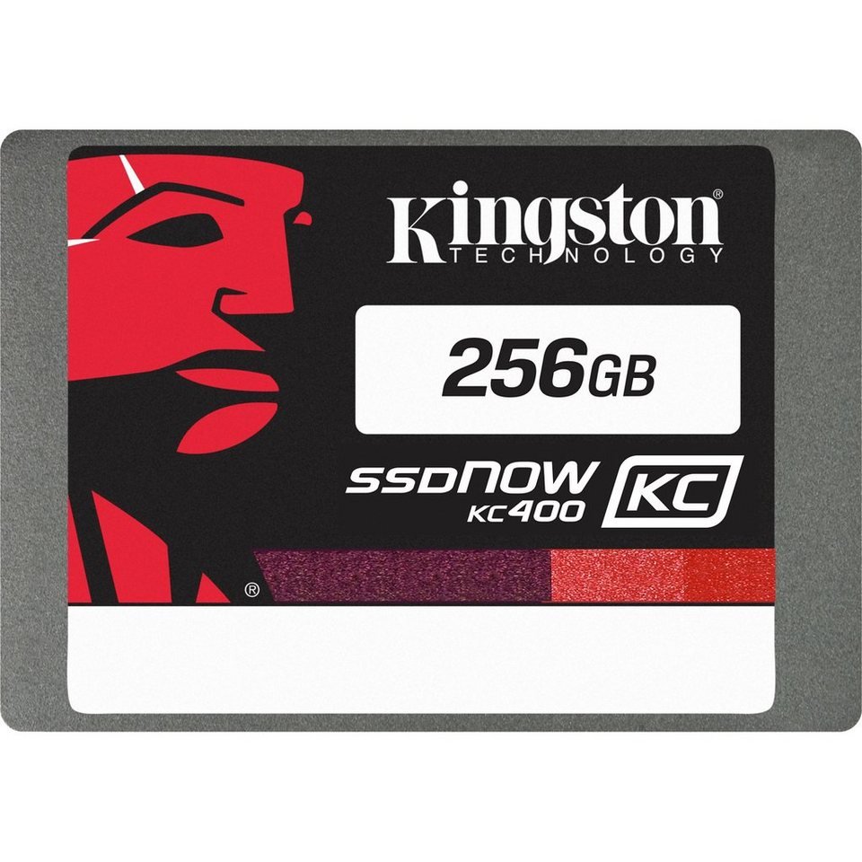 Kingston Solid State Drive »SKC400S3B7A/256G 256 GB Upgrade Bundle Kit«
