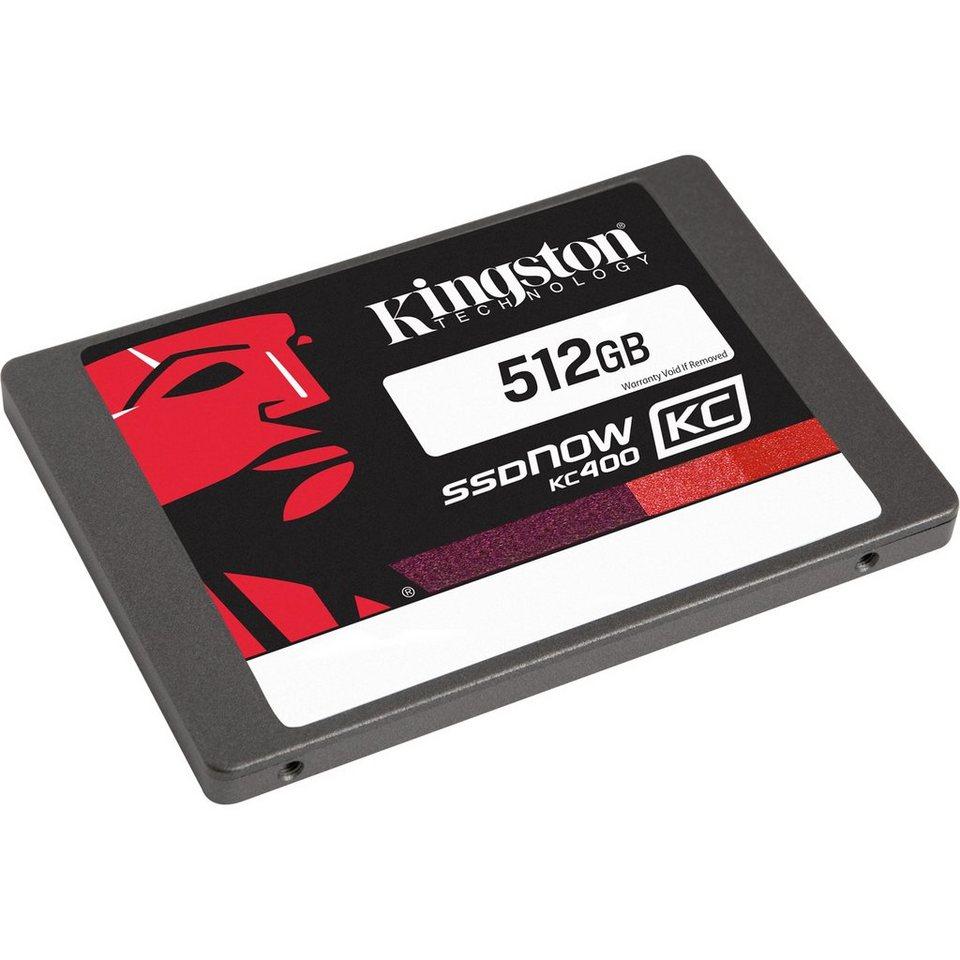 Kingston Solid State Drive »SKC400S3B7A/512G 512 GB Upgrade Bundle Kit«