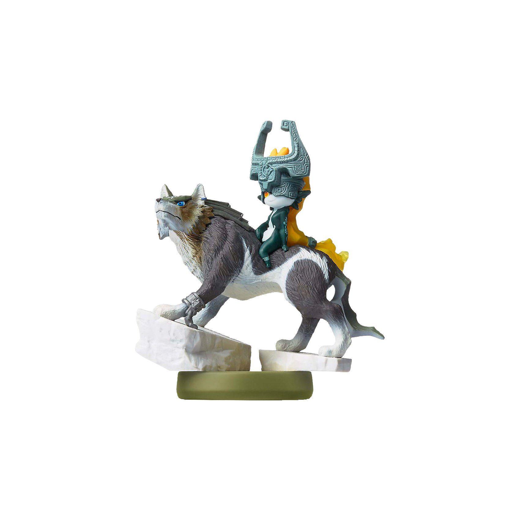 Nintendo amiibo Figur Wolf-Link (Zelda)
