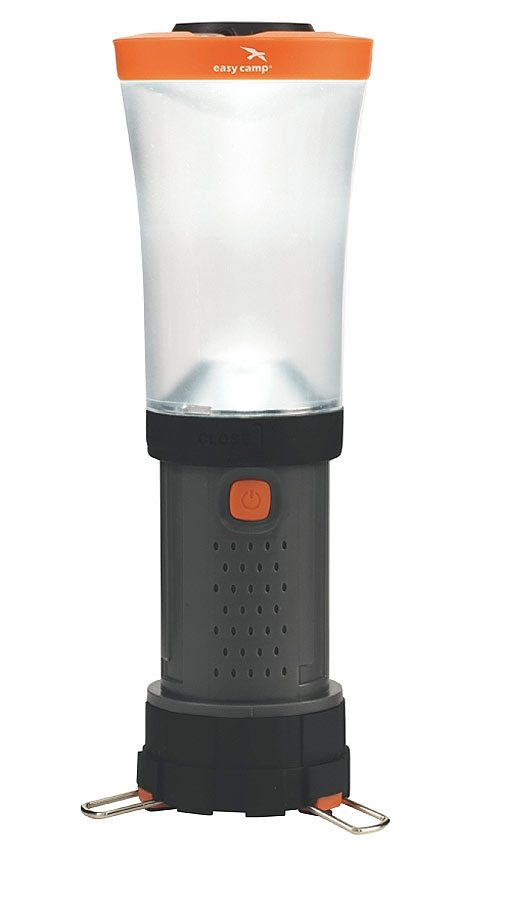 Easy Camp Camping-Beleuchtung »Cantil Lantern« in grau