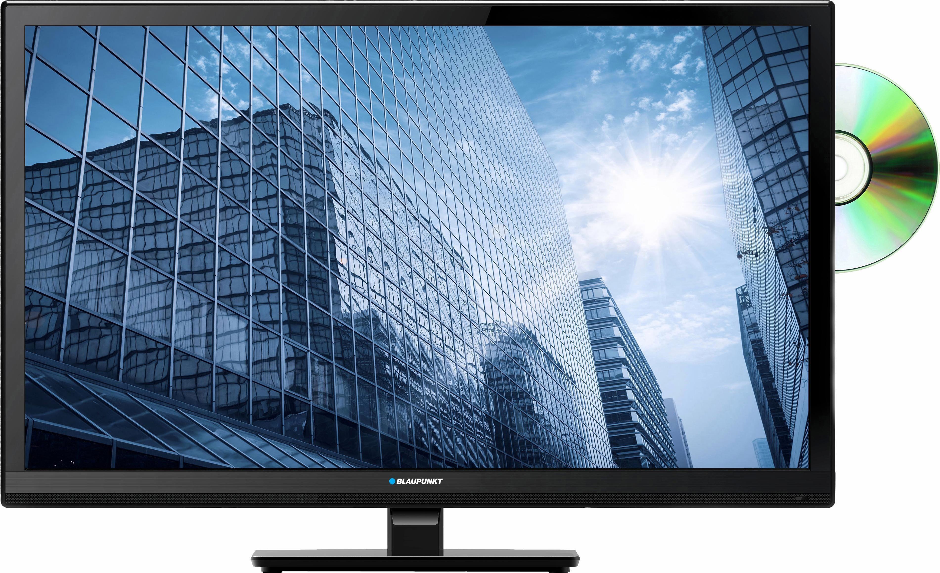 Blaupunkt B23O207T2CS2HDD, LED Fernseher, 58 cm (23 Zoll), HD-ready 720p
