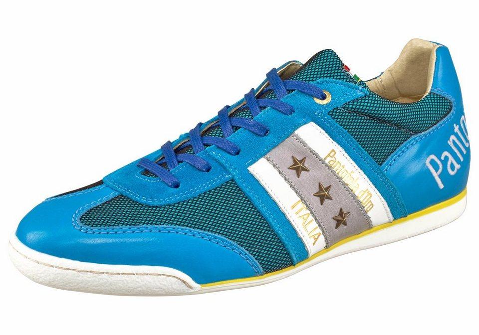 Pantofola d´Oro Ascoli Funky Low Sneaker in Türkis