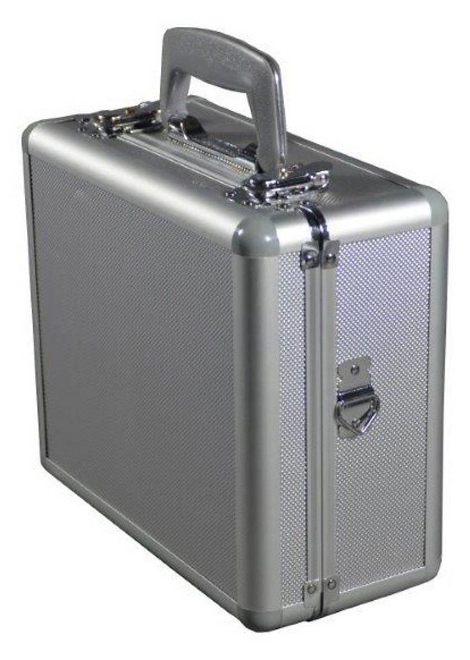 Alumaxx® Multifunktionskoffer aus Aluminium, »Stratos I« in silberfarben