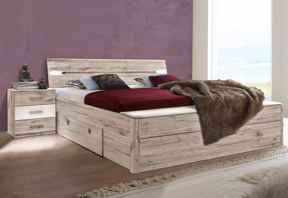 stauraumbett mit bettbank online kaufen otto. Black Bedroom Furniture Sets. Home Design Ideas