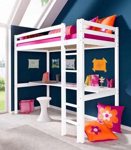 hochbett hoppekids flower power online kaufen otto. Black Bedroom Furniture Sets. Home Design Ideas