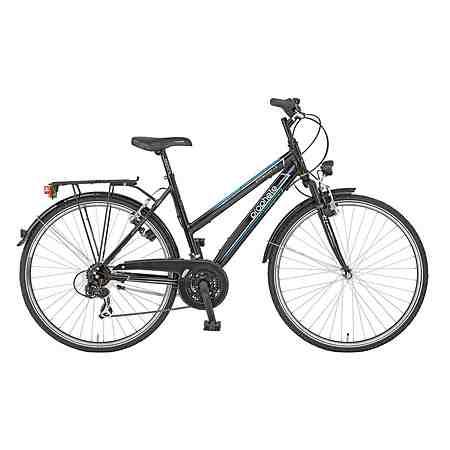 Prophete Damen Trekkingrad 28 Zoll, 21 Gang Shimano Tourney Kettenschaltung, »Entdecker 1.3«