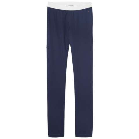Tommy Hilfiger Homewear »Cotton pant iconic fashion« in MARINE