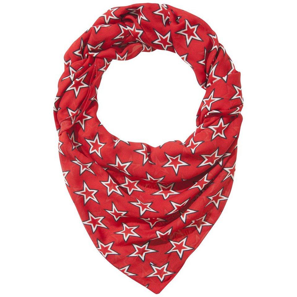 Hilfiger Denim Schals »Star scarf 10« in SALSA/ MULTI