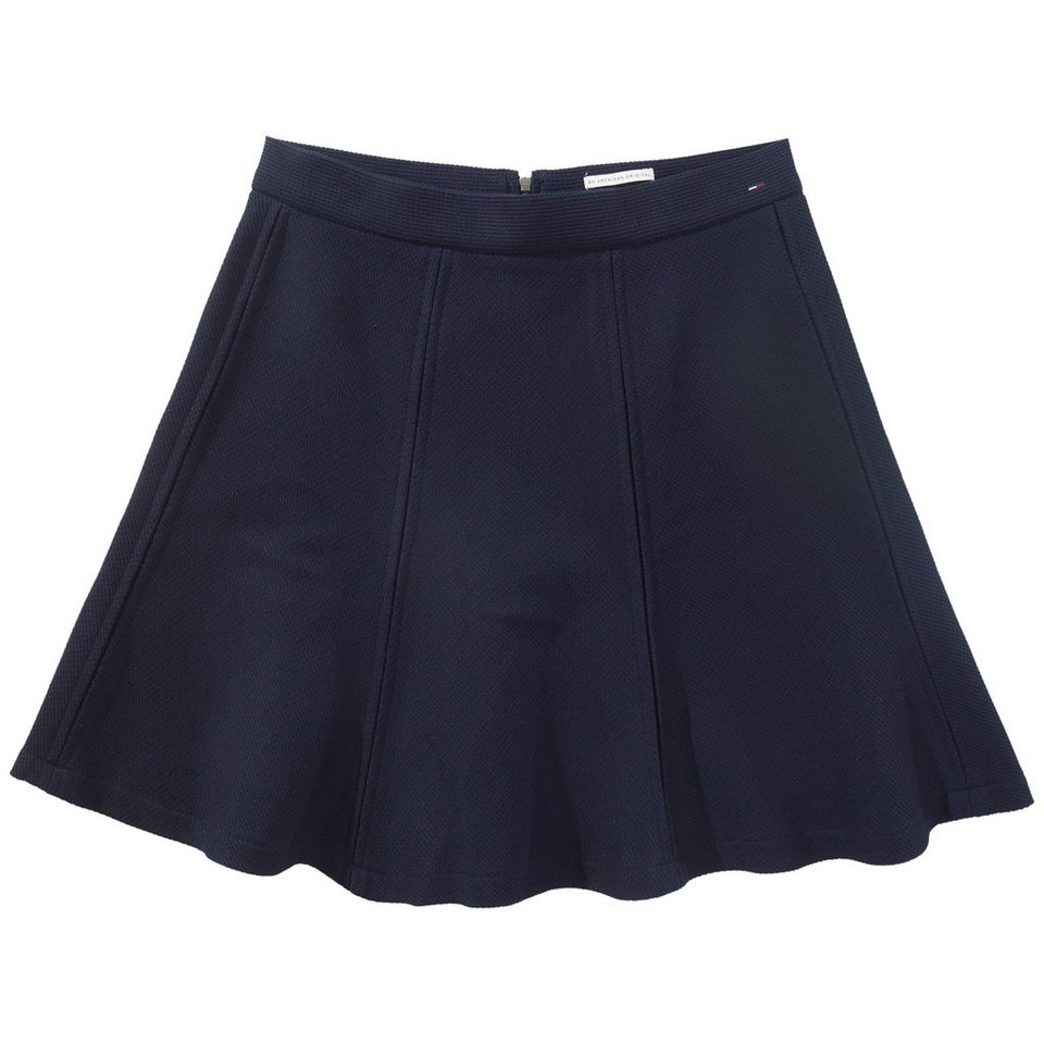 Hilfiger Denim Röcke »Flippy short skirt 1« in NAVY BLAZER
