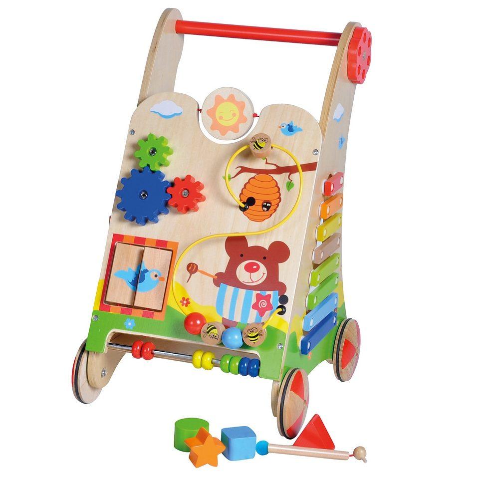 Lauflernwagen, »Play Pram«, knorr toys