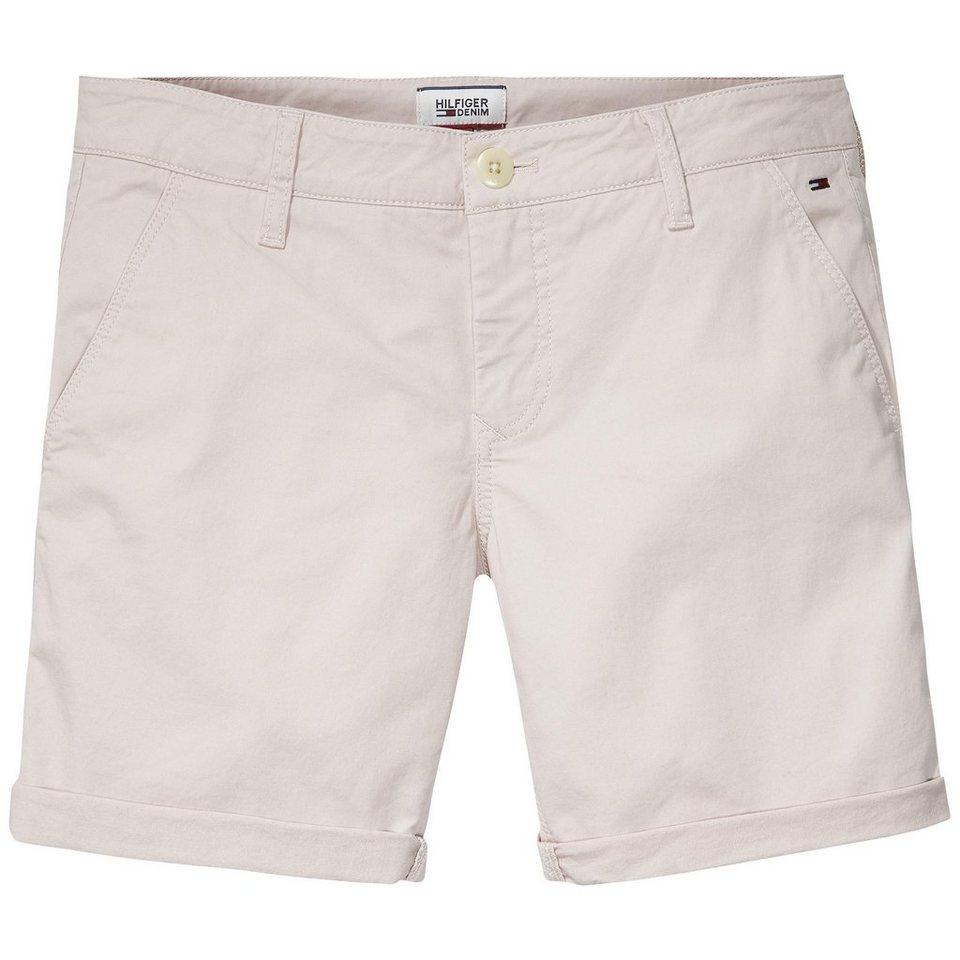 Hilfiger Denim Shorts »City medium short HCST GD« in PEACH WHIP