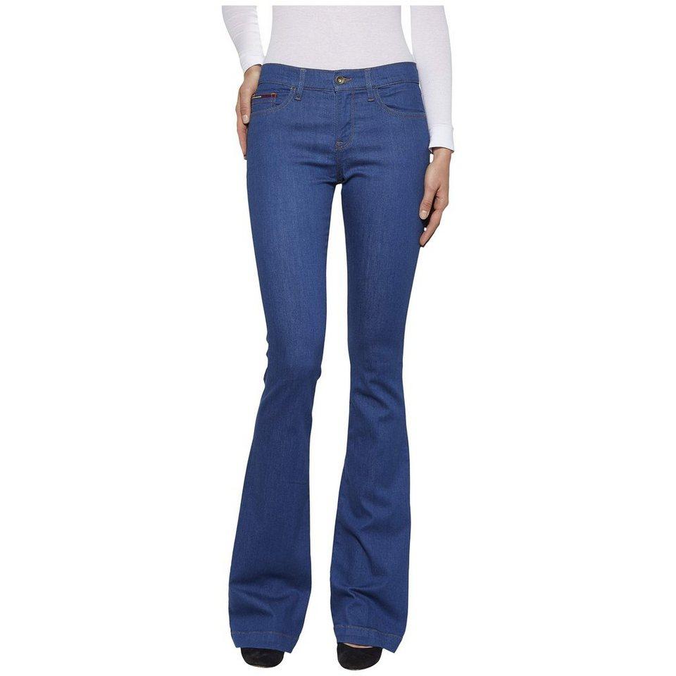 Hilfiger Denim Jeans »PPO Mid rise flare Fran PAQST« in PPO AQUA STRETCH