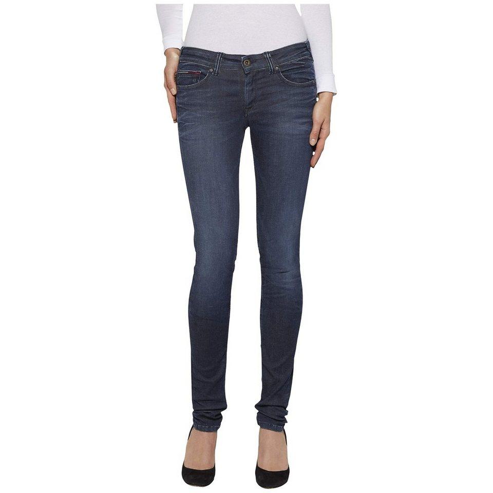 Hilfiger Denim Jeans »Low rise skinny Sophie DYDST« in DYNAMIC DARK STRETCH