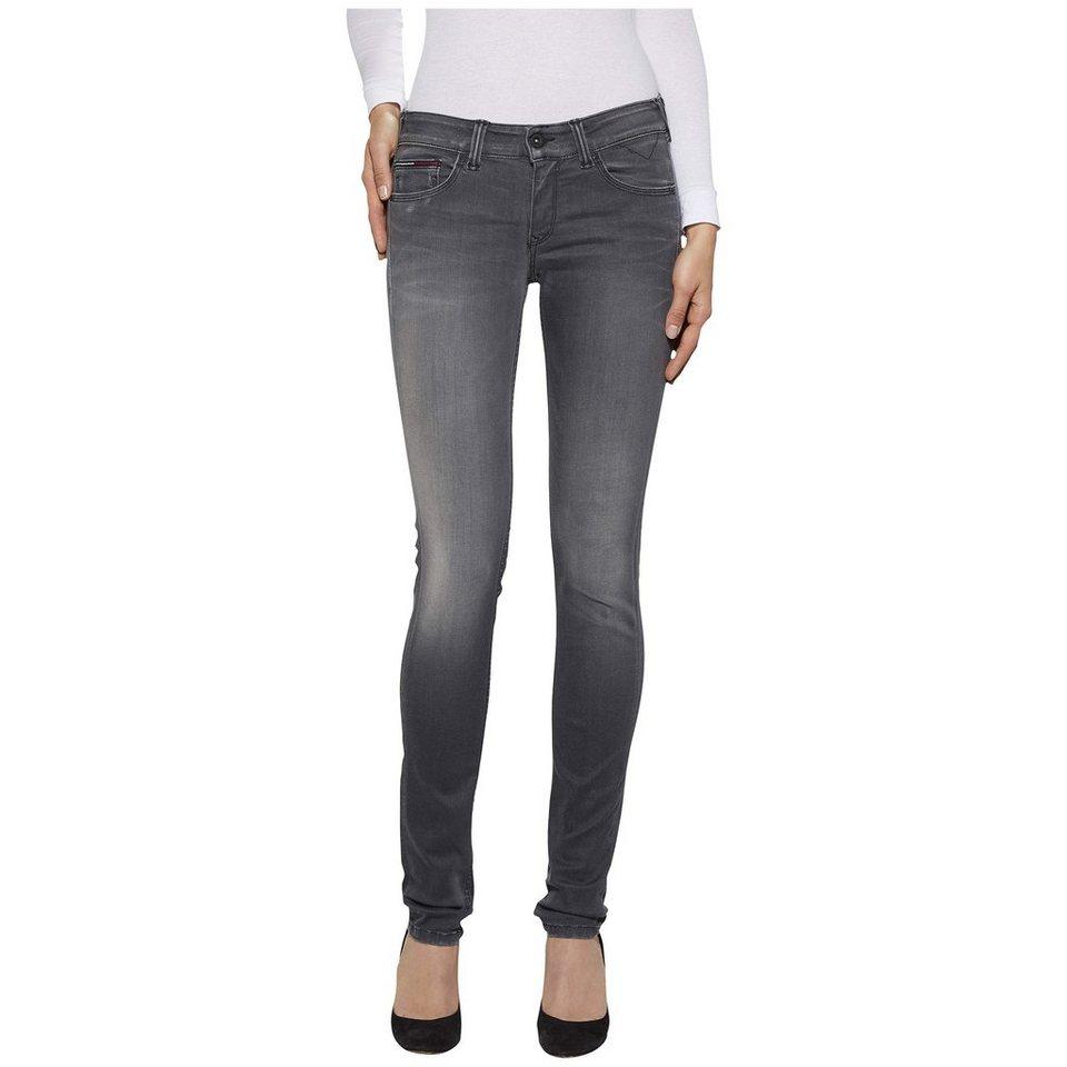 Hilfiger Denim Jeans »Low rise skinny Sophie DYWBST« in DYNAMIC WASHED BLK STR