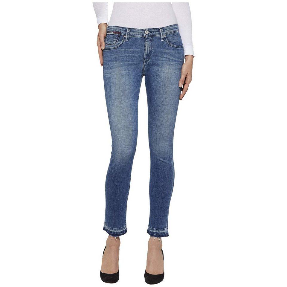 Hilfiger Denim Jeans »Mid rise slim Naomi 7/8 SLBST« in SLUBBY STRETCH-EUR