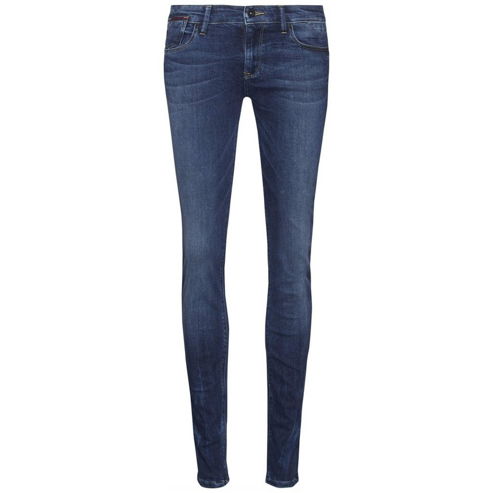 Hilfiger Denim Jeans »Mid rise slim Naomi RBLSTR« in ROYAL BLUE STRETCH