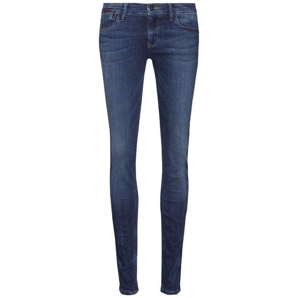 Hilfiger Denim Jeans »Mid rise slim Naomi RBLSTR« in ROYAL BLUE STRETCH