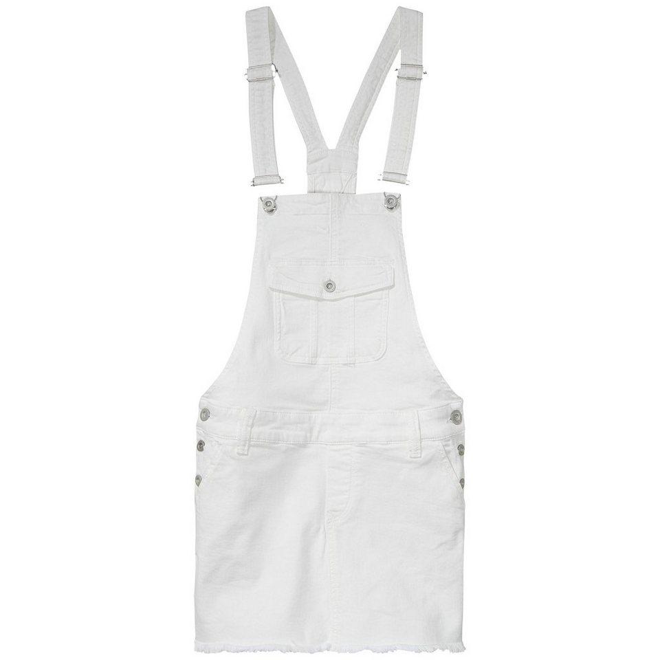 Hilfiger Denim Röcke »Denim dungaree skirt WHST« in WHITE STRETCH