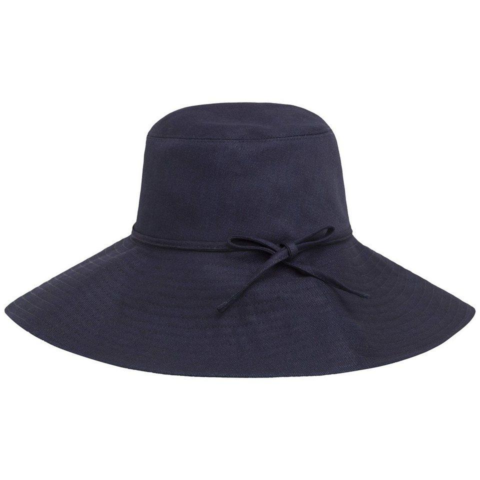 Hilfiger Denim Kopfbedeckungen »Floppy hat INOD« in INDIGO OVERDYE