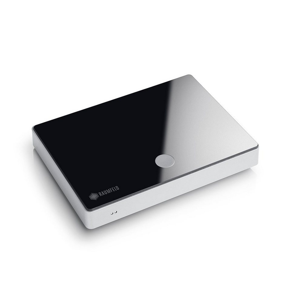 Raumfeld Multimedia Streaming Client »Connector« in Schwarz
