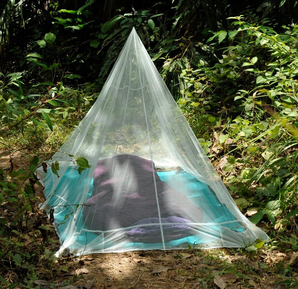 Cocoon Zelt »Mosquito Outdoor Net Single« in grün