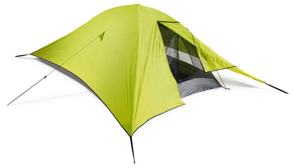 Cocoon Zelt »Mosquito Dome Rain Fly Rain Fly Tent« in gelb