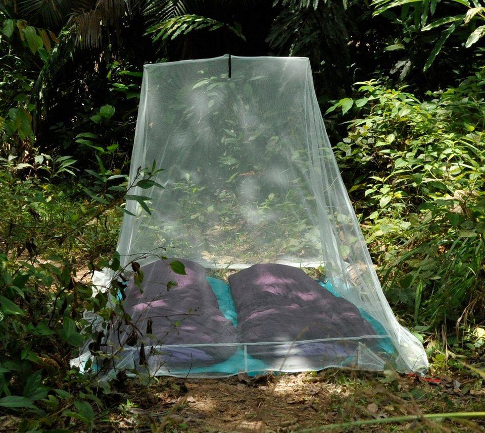 Cocoon Zelt »Mosquito Outdoor Net Double« in grün