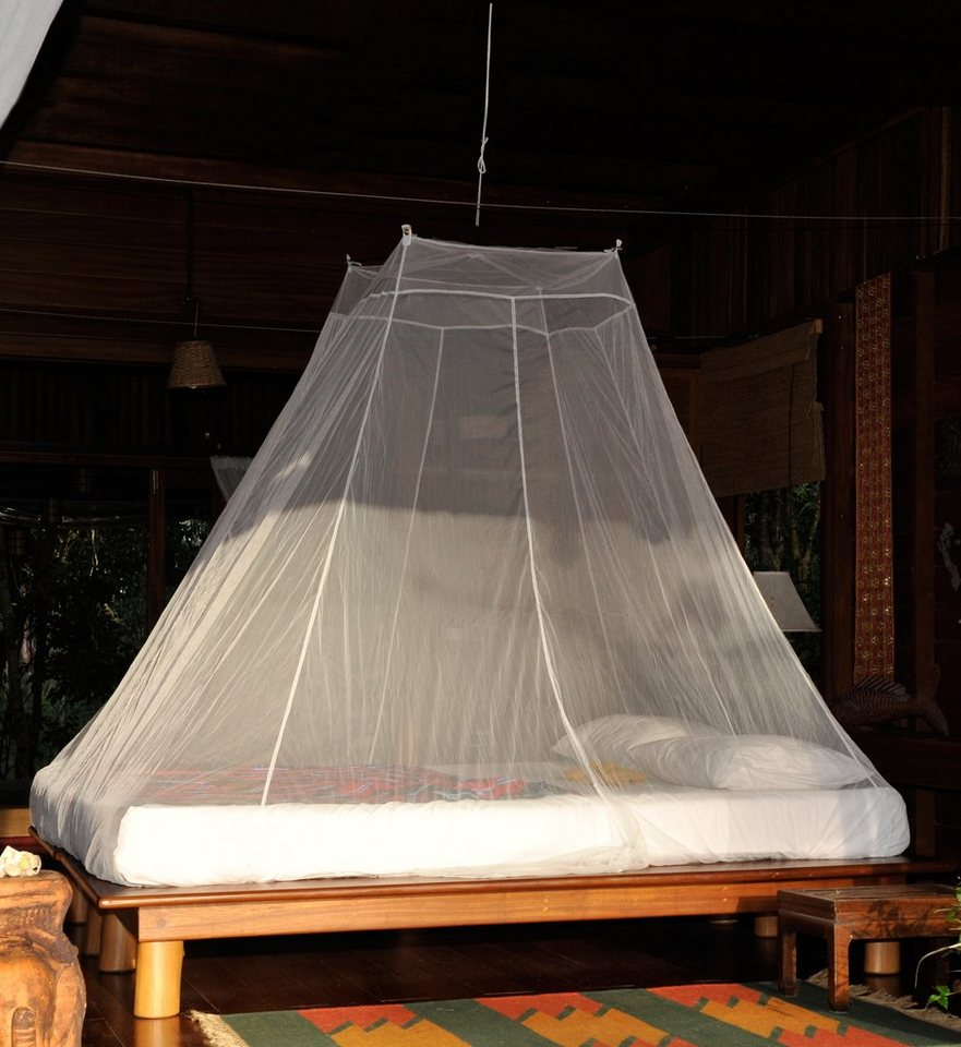 Cocoon Zelt »Mosquito Travel Net Double« in weiß