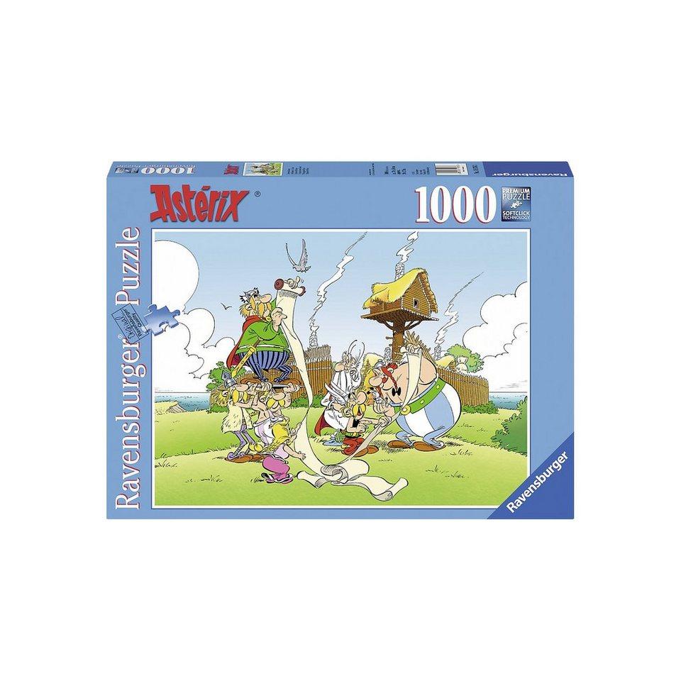 Ravensburger Puzzle Post für Cäsar 1000 Teile